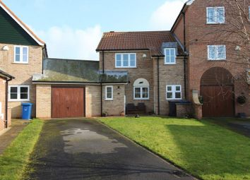 Thumbnail 3 bed detached house for sale in Park Lane, Burton Waters, Lincoln