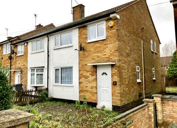 Thumbnail 3 bed semi-detached bungalow to rent in New Romley Crescent, Leicester