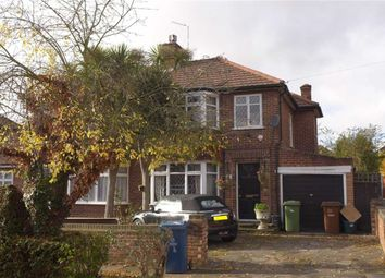 Thumbnail 3 bed property for sale in Braithwaite Gardens, Stanmore, Middx