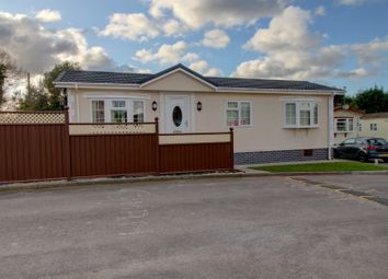 Thumbnail 1 bed mobile/park home for sale in Harrows Mobile Home Park, School Lane, Coven, Wolverhampton