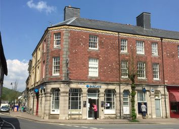 Thumbnail 2 bedroom property to rent in Flat 1 Barclays Bank, 1 Great Oak Street, Llanidloes, Powys