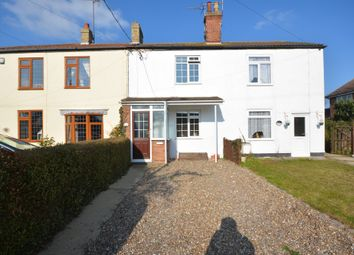Thumbnail 2 bed terraced house for sale in Somerleyton Road, Lowestoft