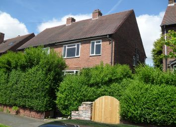 Thumbnail 3 bed semi-detached house for sale in Hillwood Road, Halesowen