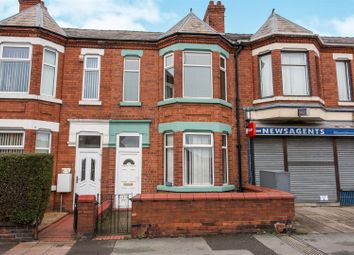 Thumbnail 3 bed terraced house for sale in West Street, Crewe