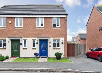 Thumbnail 2 bed semi-detached house for sale in Northumberland Way, Walsall