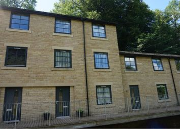 Thumbnail 3 bed mews house for sale in 61 Kinderlee Way, Chisworth, Glossop