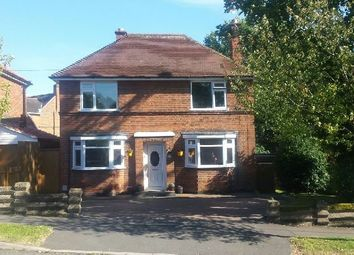 Thumbnail 3 bed detached house for sale in Alexander Avenue, Enderby, Leicester