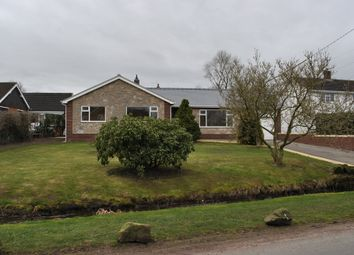 Thumbnail 3 bed detached bungalow to rent in Hollins Lane, Tilstock, Shropshire