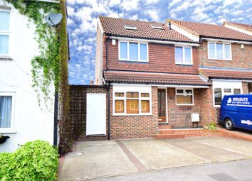 Thumbnail 5 bed semi-detached house for sale in Plantation Road, Hextable, Kent