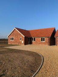 Thumbnail 3 bed bungalow to rent in New Road, Whissonsett, Fakenham