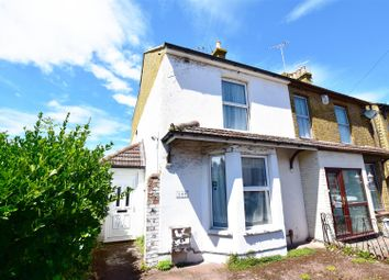 Thumbnail 3 bed end terrace house for sale in Park Road, Sittingbourne