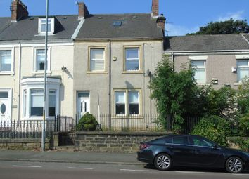 Thumbnail 4 bed terraced house for sale in Old Durham Road, Gateshead