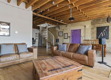Thumbnail 1 bed flat for sale in Great Eastern Street, London