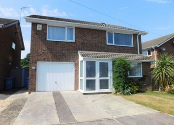 Thumbnail 4 bed detached house for sale in Hinchliffe Road, Hamworthy, Poole
