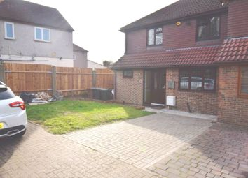 Thumbnail 3 bed semi-detached house for sale in Wayville Road, Dartford, Kent
