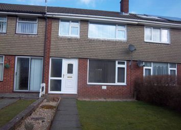 Thumbnail 3 bed terraced house to rent in Dolgellau Avenue, Tonteg, Pontypridd