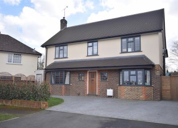Thumbnail 5 bed detached house for sale in Glebe Road, Ashtead