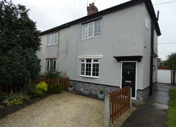 Thumbnail 2 bed semi-detached house for sale in Wilkinson Avenue, Moorends, Doncaster