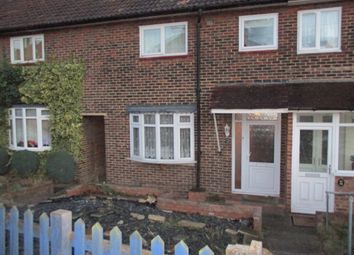 Thumbnail 3 bed terraced house to rent in Dartfields, Romford