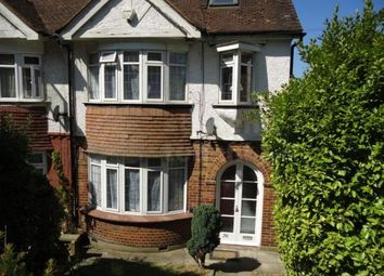 Thumbnail 4 bed end terrace house to rent in City Way, Rochester
