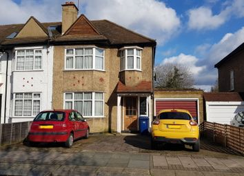 Thumbnail 3 bed end terrace house for sale in Hale Grove Gardens, Mill Hill