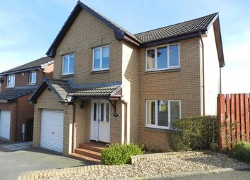 Thumbnail 4 bed detached house for sale in Bonhard Way, Bo'ness