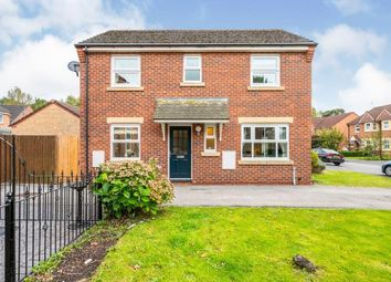 Thumbnail 3 bed detached house for sale in Nazareth House Lane, Widnes, Cheshire