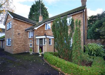 Thumbnail 4 bed detached house for sale in Parkway, Camberley, Surrey