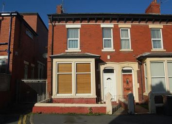 Thumbnail 2 bedroom flat to rent in 48 Milbourne Street, Blackpool