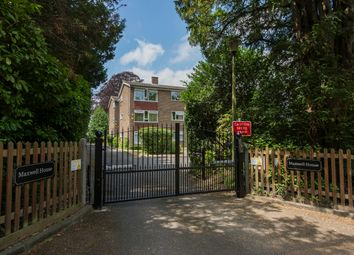 Thumbnail 2 bedroom flat for sale in Prince Imperial Road, Chislehurst