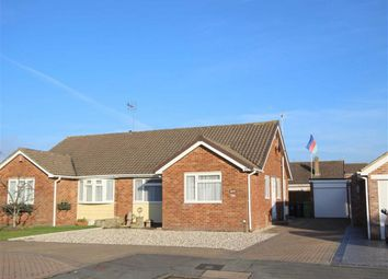 Thumbnail 3 bedroom semi-detached bungalow for sale in Hadrians Close, Swindon, Wiltshire