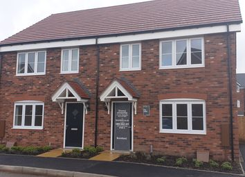 Thumbnail 3 bed semi-detached house for sale in Hobnock Road, Essington, Wolverhampton