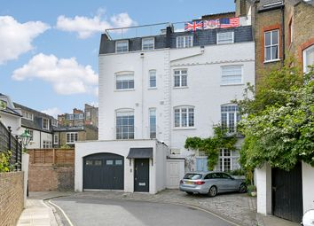 Thumbnail 4 bed end terrace house for sale in Cambridge Place, Kensington, London