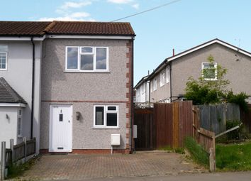 Thumbnail 2 bed property for sale in 367A Manford Way, Chigwell, Essex