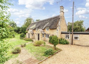 Thumbnail 5 bed detached house for sale in Southwick, Peterborough