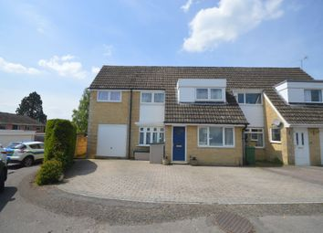Thumbnail 4 bed semi-detached house for sale in Thessaly Road, Stratton, Cirencester