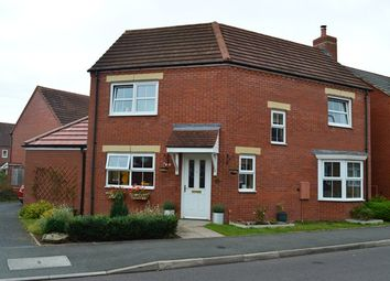 Thumbnail 3 bed detached house for sale in Chancel Drive, Market Drayton