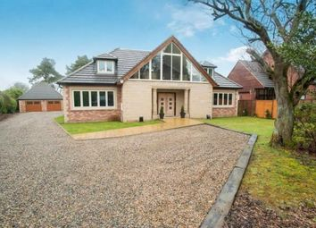 Thumbnail 6 bed detached house for sale in The Avenue, Medburn, Ponteland, Northumberland
