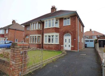 Thumbnail 3 bed semi-detached house for sale in Maplewood Drive, Thornton-Cleveleys