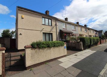 Thumbnail 2 bed end terrace house for sale in Jarrett Road, Kirkby, Liverpool