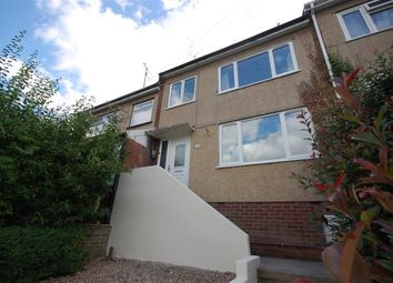 Thumbnail 3 bed terraced house for sale in Crispin Way, Kingswood, Bristol