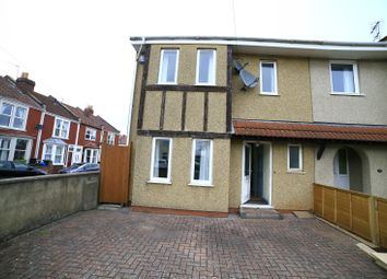 Thumbnail 4 bed terraced house to rent in Beachgrove Road, Fishponds, Bristol