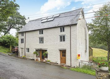 Thumbnail 4 bed detached house for sale in Hay On Wye 8 Miles, Llandrindod Wells