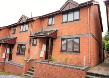 Thumbnail 3 bed end terrace house for sale in Tan Y Chwarel, Denbigh