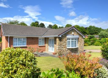 Thumbnail 3 bed detached bungalow for sale in Hillcrest Park, Alnwick