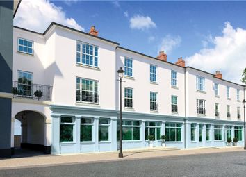 Thumbnail 2 bedroom flat for sale in Crown Street West, Poundbury, Dorchester