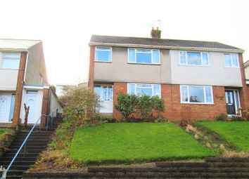 Thumbnail 3 bed semi-detached house for sale in Neath Road, Maesteg, Bridgend.