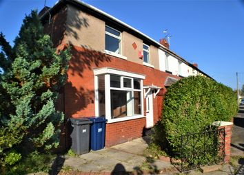 Thumbnail 3 bed end terrace house for sale in Carlton Avenue, Leyland