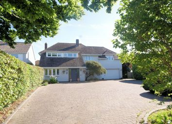 Thumbnail 4 bed detached house for sale in Cheltenham Crescent, Lee-On-The-Solent