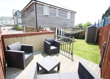 Thumbnail 4 bedroom detached house for sale in Samuel Bassett Avenue, Plymouth